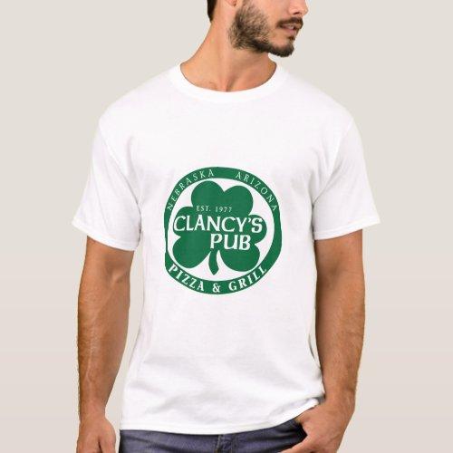 Clancy's Merch T-Shirt