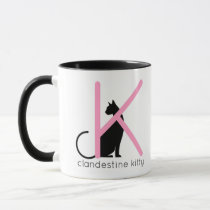 Clandestine Kitty Mug