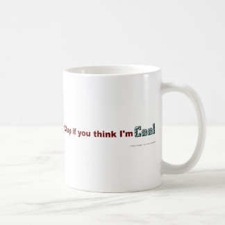 Clap if you think I'm Cool Mugs