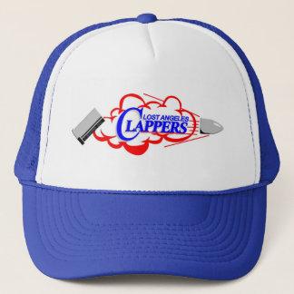 Clap on... trucker hat
