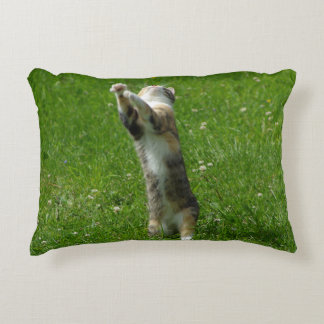 Clap you hands and stamp your feet accent pillow