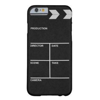 clapboard cinema barely there iPhone 6 case