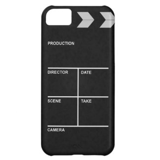 clapboard cinema cover for iPhone 5C