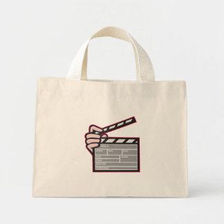Clapboard Clapperboard Clapper Front Bag