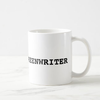 Clapboard, Filmmaker - Customized Coffee Mug