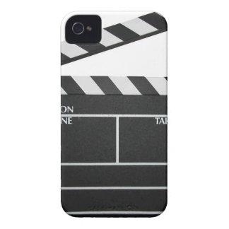 Clapboard movie slate clapper film Case-Mate iPhone 4 case