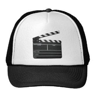 Clapboard movie slate clapper film trucker hat