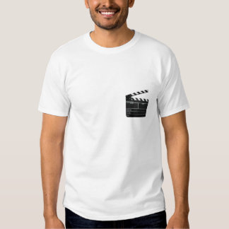 Clapboard Slate Film Movie lover shirt