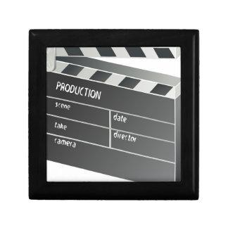 Clapper-Board Film Movie Motion Picture Gift Box