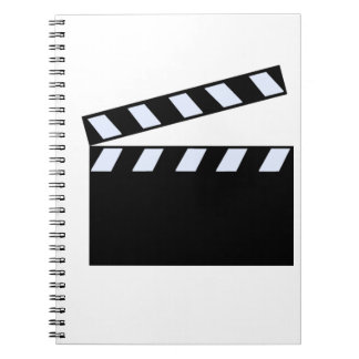 Clapper Board Notebook