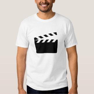 Clapper Pictogram T-Shirt