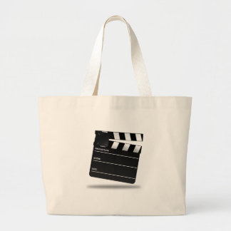 Clapperboard Tote Bag