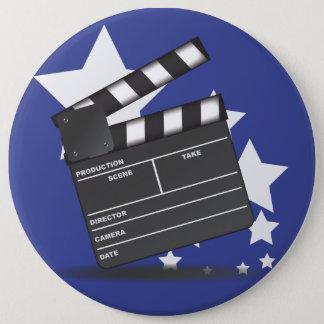 Clapperboard Button