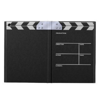 Clapperboard Cinema Case For iPad Air