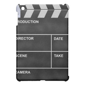 clapperboard cinema cover for the iPad mini