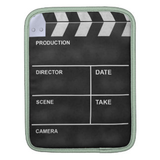 clapperboard cinema sleeve for iPads