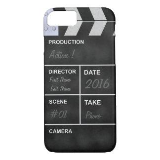 clapperboard cinema iPhone 7 case