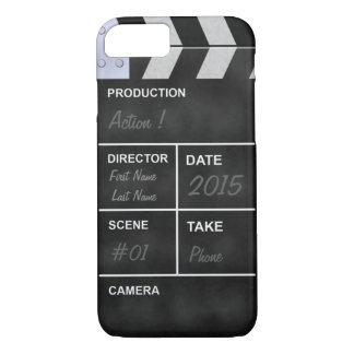 clapperboard cinema iPhone 8/7 case