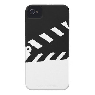 Clapperboard iPhone 4 Case-Mate Protector