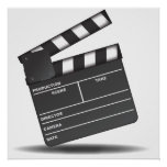Clapperboard Impresiones