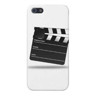 Clapperboard iPhone 5/5S Covers