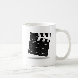 Clapperboard Coffee Mugs