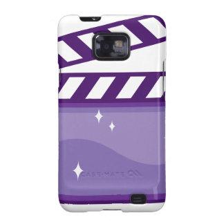 ClapperMovieVector.pdf Galaxy SII Carcasa