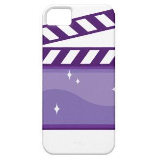 ClapperMovieVector.pdf iPhone 5 Fundas