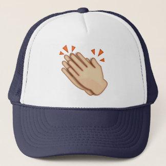 Clapping Hands - Emoji Trucker Hat