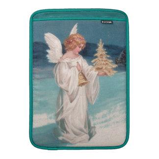 Clapsaddle: Ángel del navidad con Bell Funda MacBook