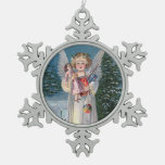 Clapsaddle: Charming Christkind Ornaments