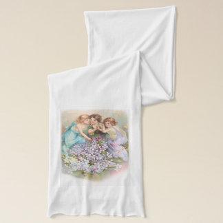 Clapsaddle: Charming Fairies Scarf