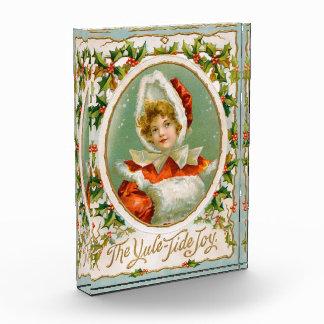Clapsaddle: Charming Winter Girl Award