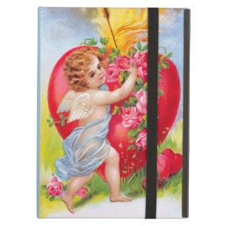 Clapsaddle: Cherub of Love iPad Air Cover