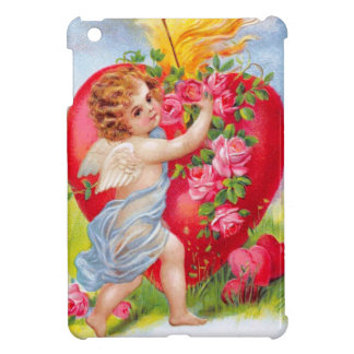 Clapsaddle: Cherub of Love iPad Mini Covers
