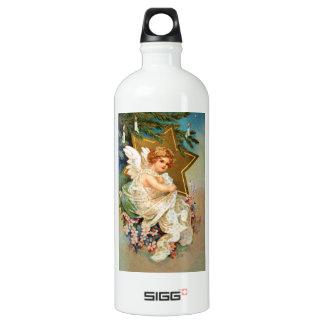 Clapsaddle: Christmas Angel SIGG Traveler 1.0L Water Bottle