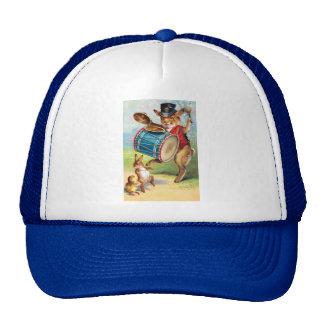 Clapsaddle: Drumming Rabbit Trucker Hat