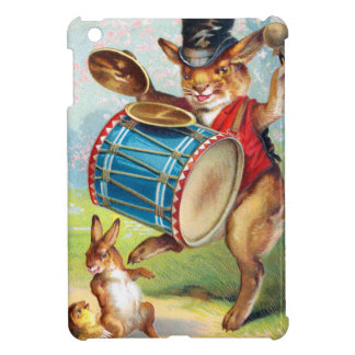 Clapsaddle: Drumming Rabbit iPad Mini Covers