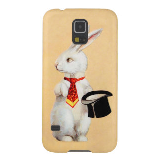 Clapsaddle: Easter Bunny with Tie Galaxy S5 Case
