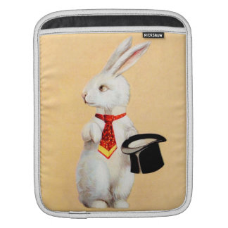 Clapsaddle: Easter Bunny with Tie iPad Sleeves