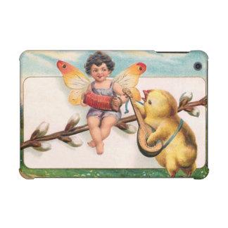 Clapsaddle: Music Making Easter Fairy iPad Mini Covers