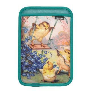 Clapsaddle: Swinging Biddy iPad Mini Sleeves