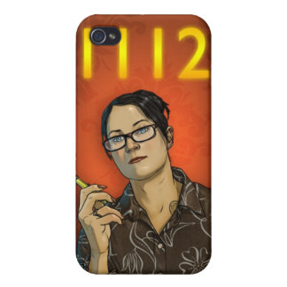 Clara - 1112 Game Characters iPhone 4/4S Case