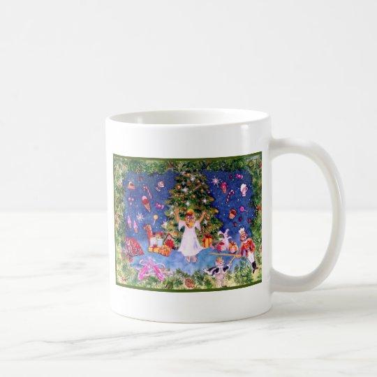 Clara and the Nutcracker Coffee Mug