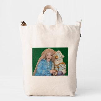 Clara and the Nutcracker Duck Bag