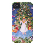 Clara and the Nutcracker iPhone 4 Cases