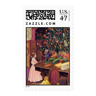 Clara and the Nutcracker Postage