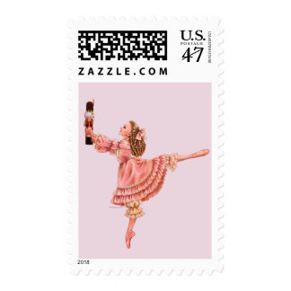 Clara and the Nutcracker Postage Stamps