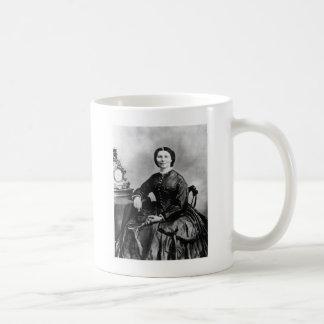 Clara Barton Portrait ~ Vintage 1866 Photo Coffee Mug