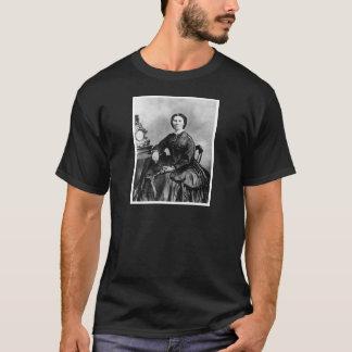Clara Barton Portrait ~ Vintage 1866 Photo T-Shirt